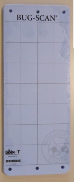 Liima-ansa sininen, 25x10 cm,  10/pakkaus
