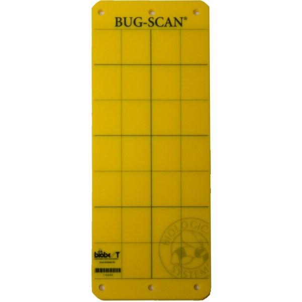 Liima-ansa keltainen, 25x10 cm,  10/pakkaus