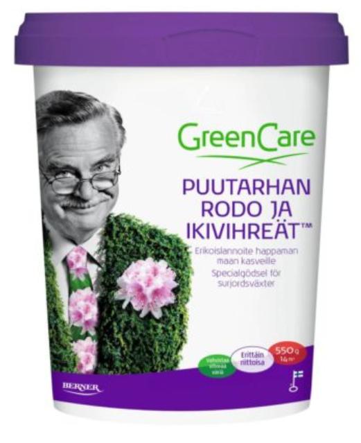 GC Puutarhan Rodo ja ikivihreät 3 kg