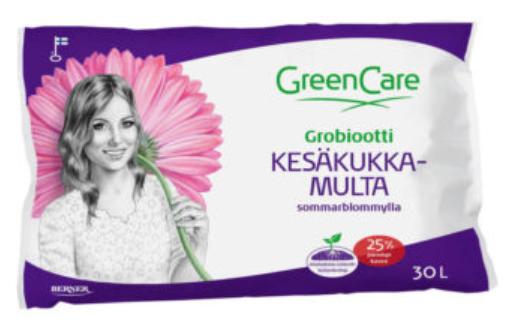 GC Kesäkukkamulta Grobiootti 30L