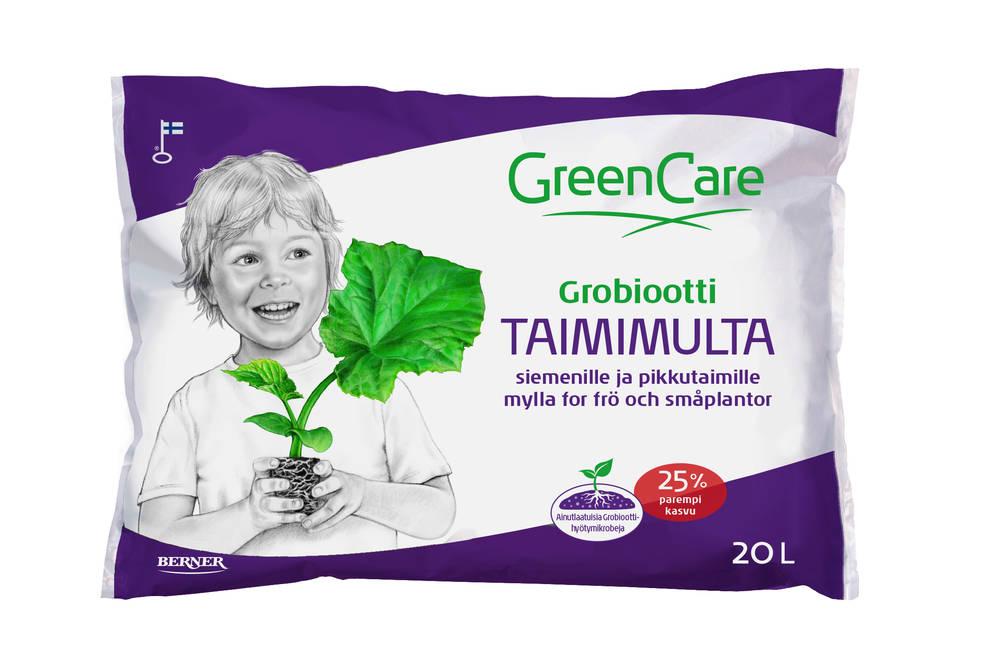 GC Taimimulta + GroBiootti 8L
