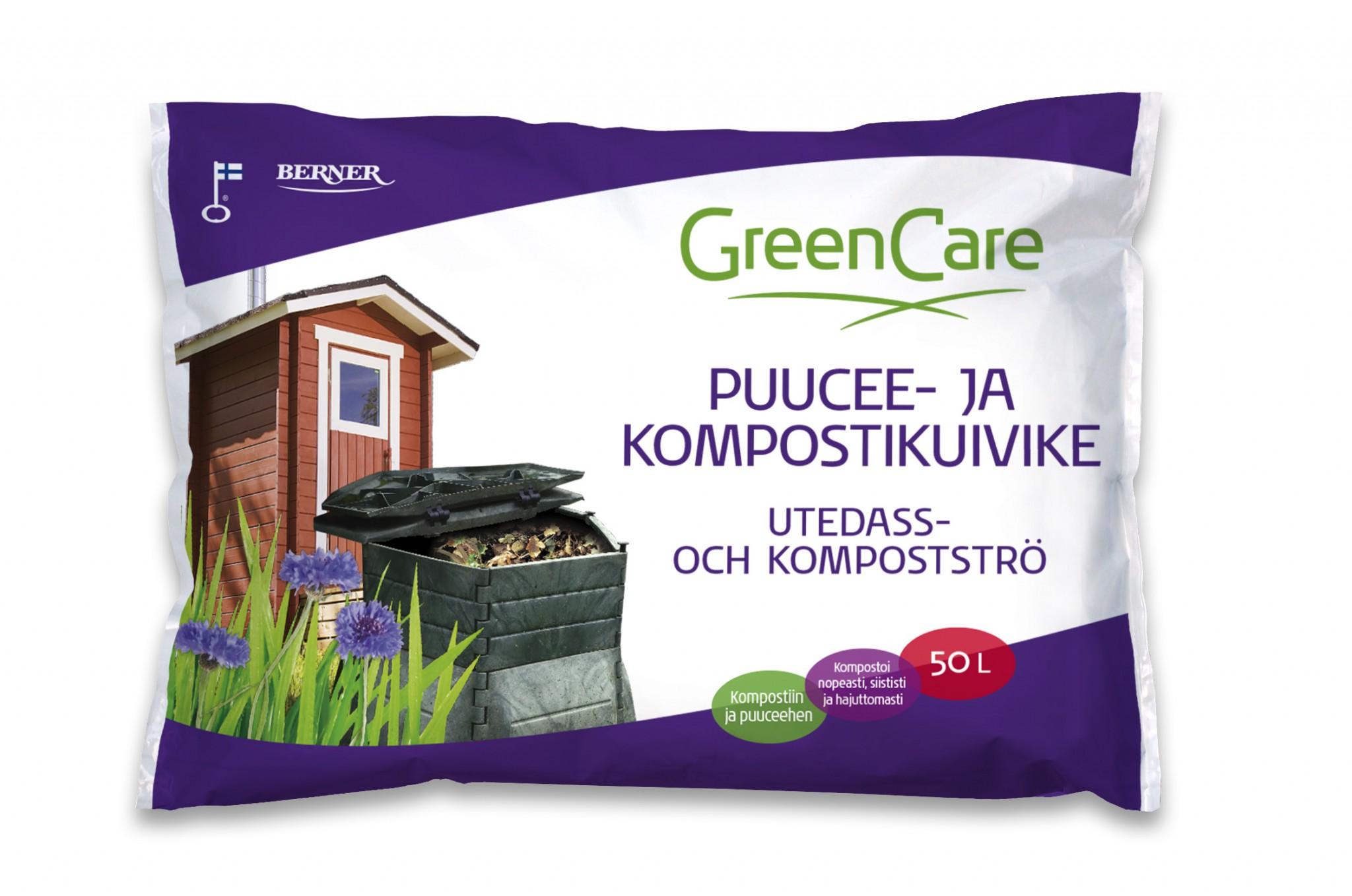 GC Puucee ja kompostikuivike 50 l