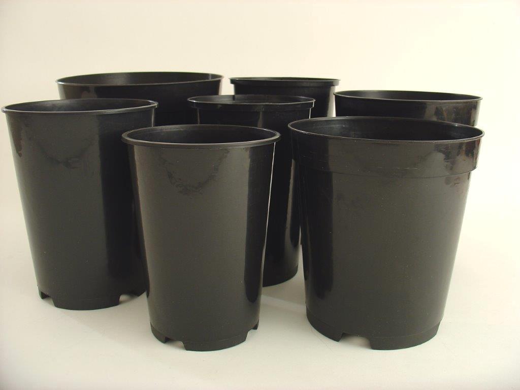 Syvä pyöreä ruukku 2 litraa, 4410 kpl/lava
