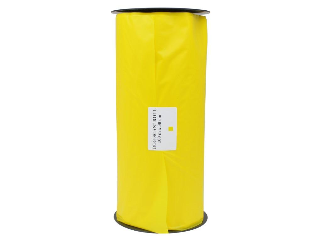 Liima-ansa keltainen, rulla 30 cm x 100 m