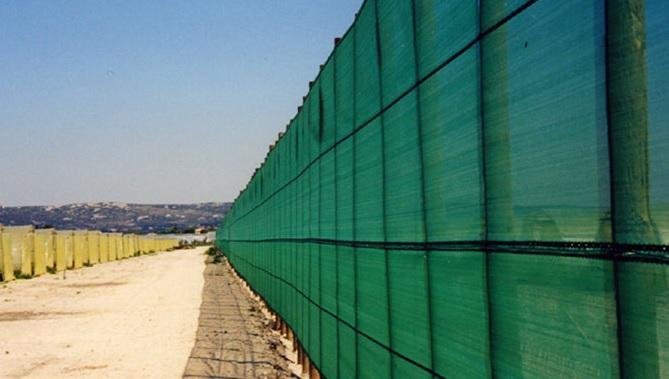 Tuulensuojaverkko 2 m x 100 m rulla