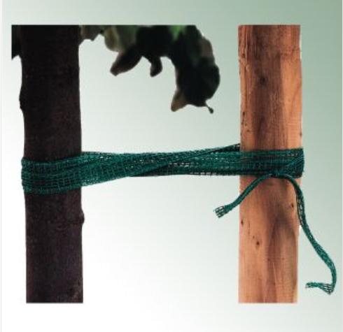 Puunsidos 3 m muovinen verkkonauha