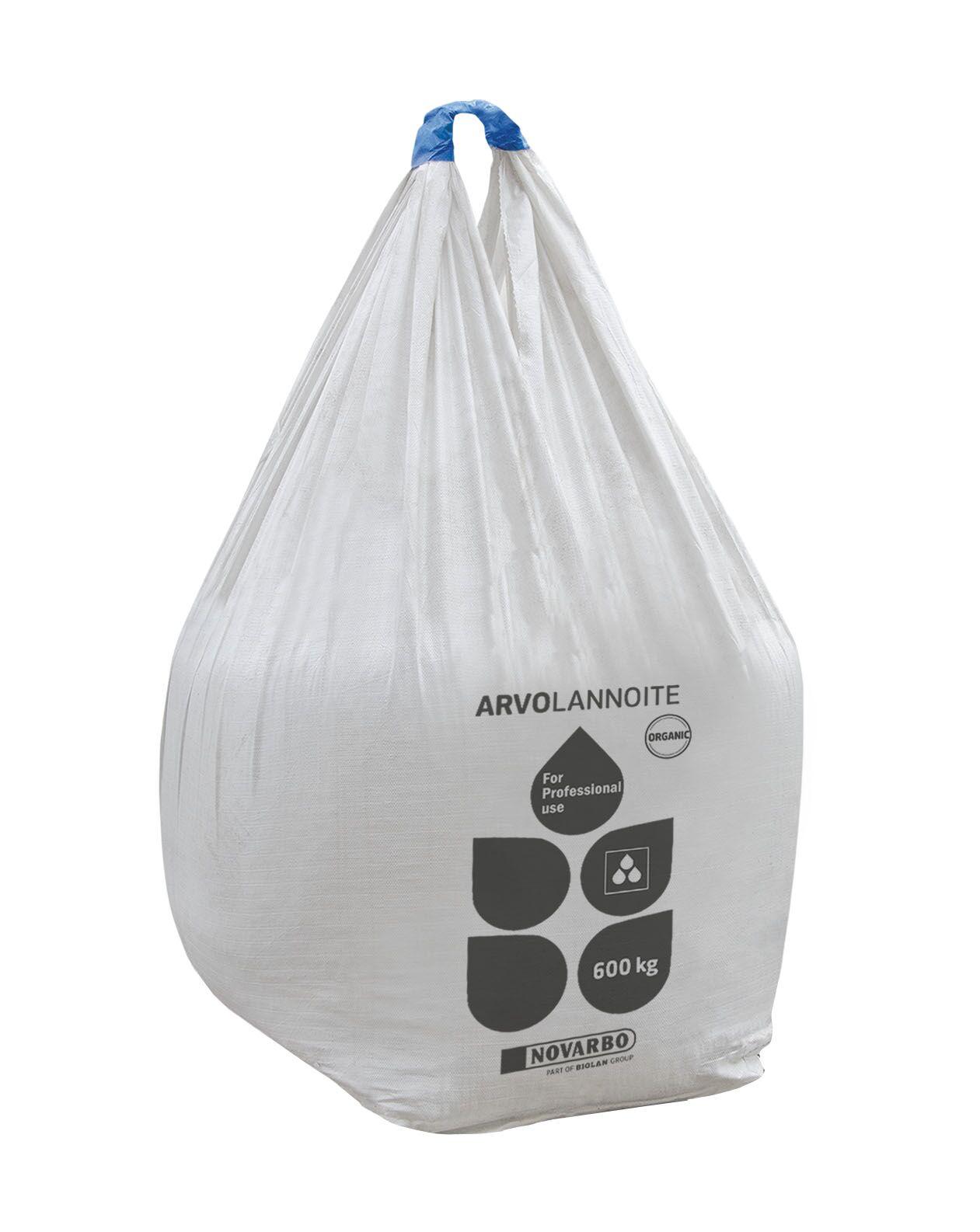 Arvo luomulannoite 13-0-8-3 600kg säkki