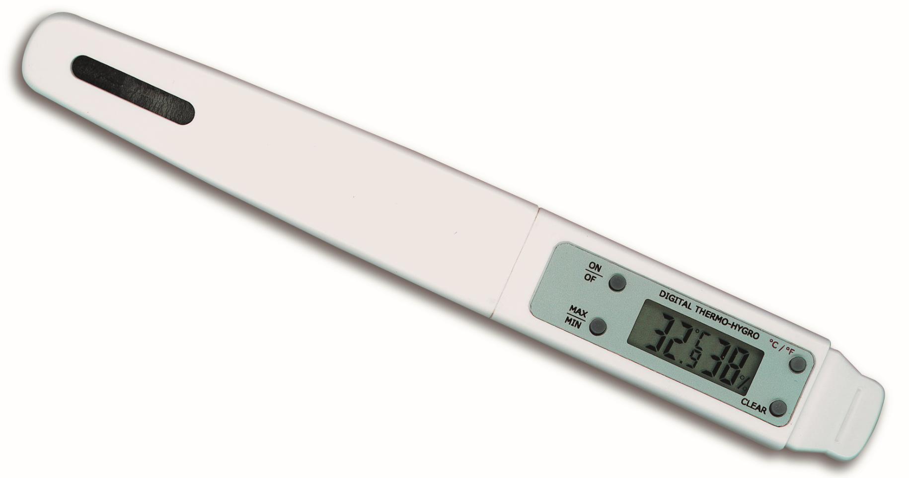 Lämpö/kosteusmittari, taskumittari