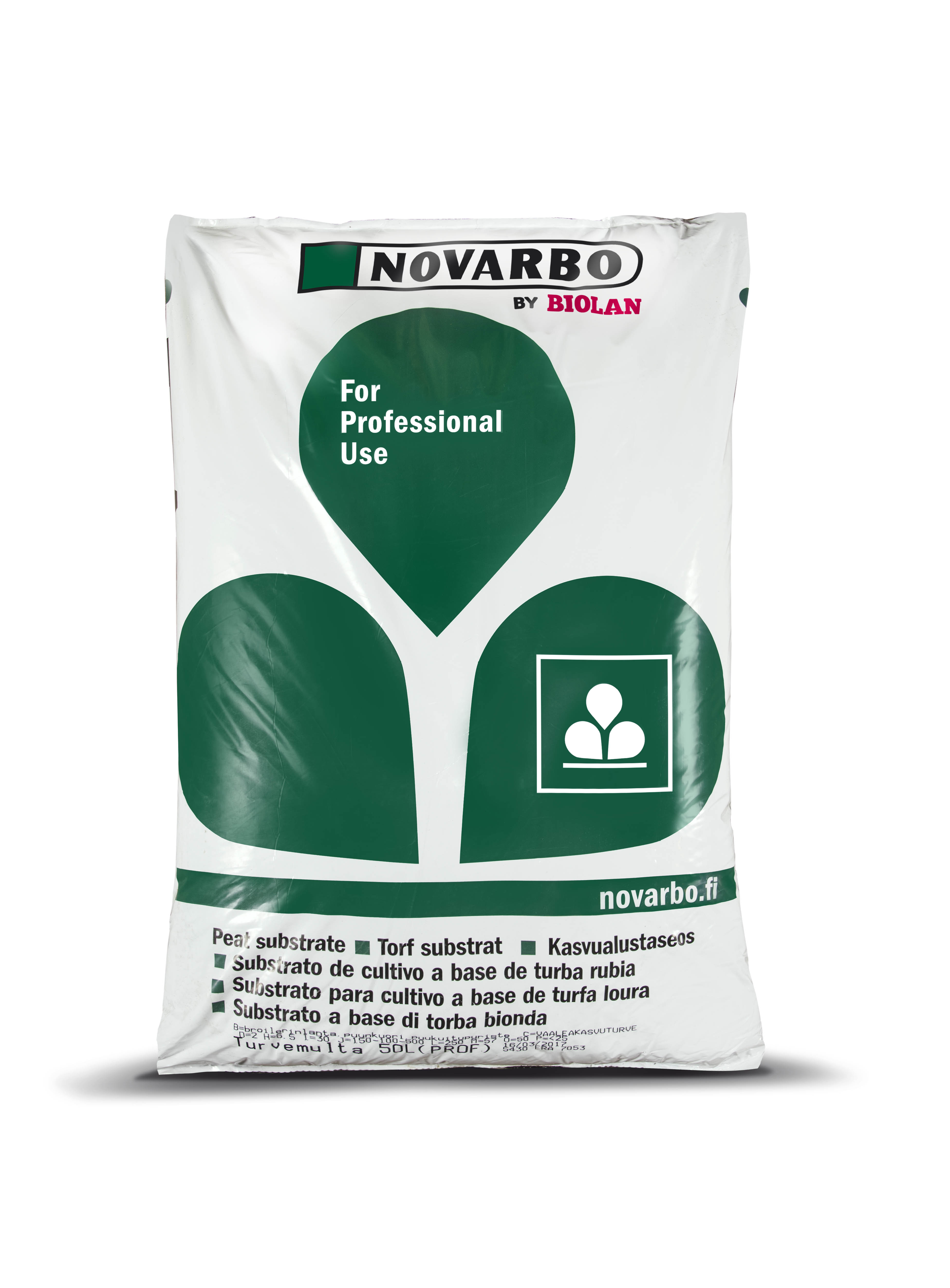 Novarbo Luomu Kylvöseos 50 L
