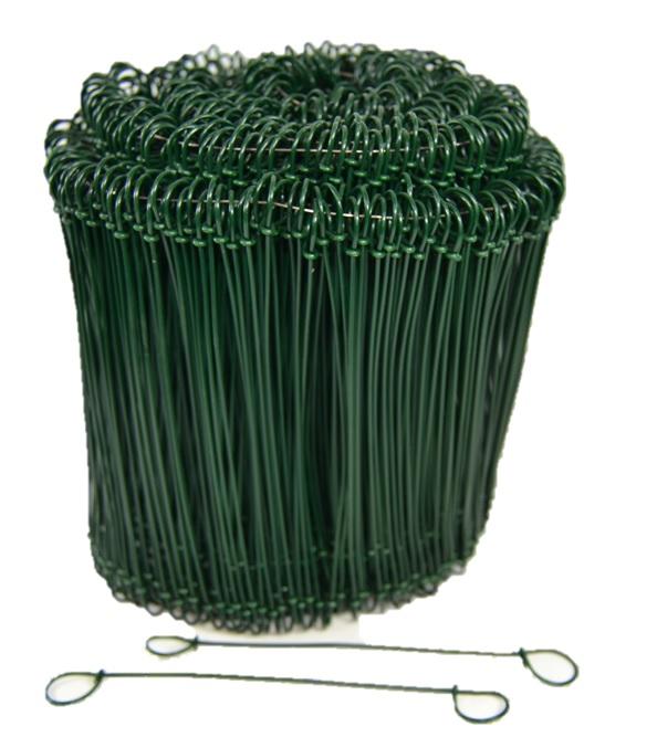 Säkinsulkijalanka 16 cm muovitettu 1000 kpl