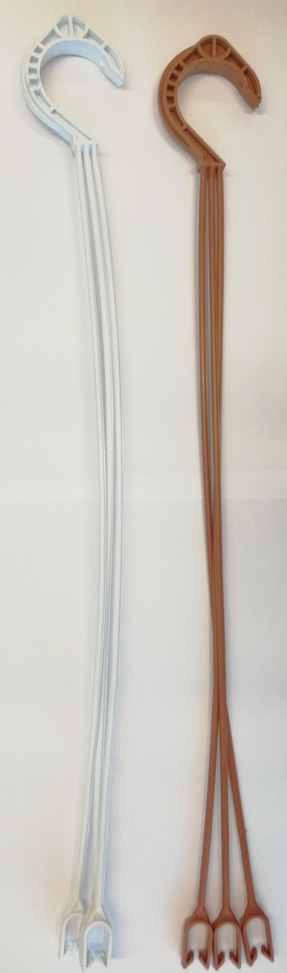 Riiputin 49,5cm ruskea