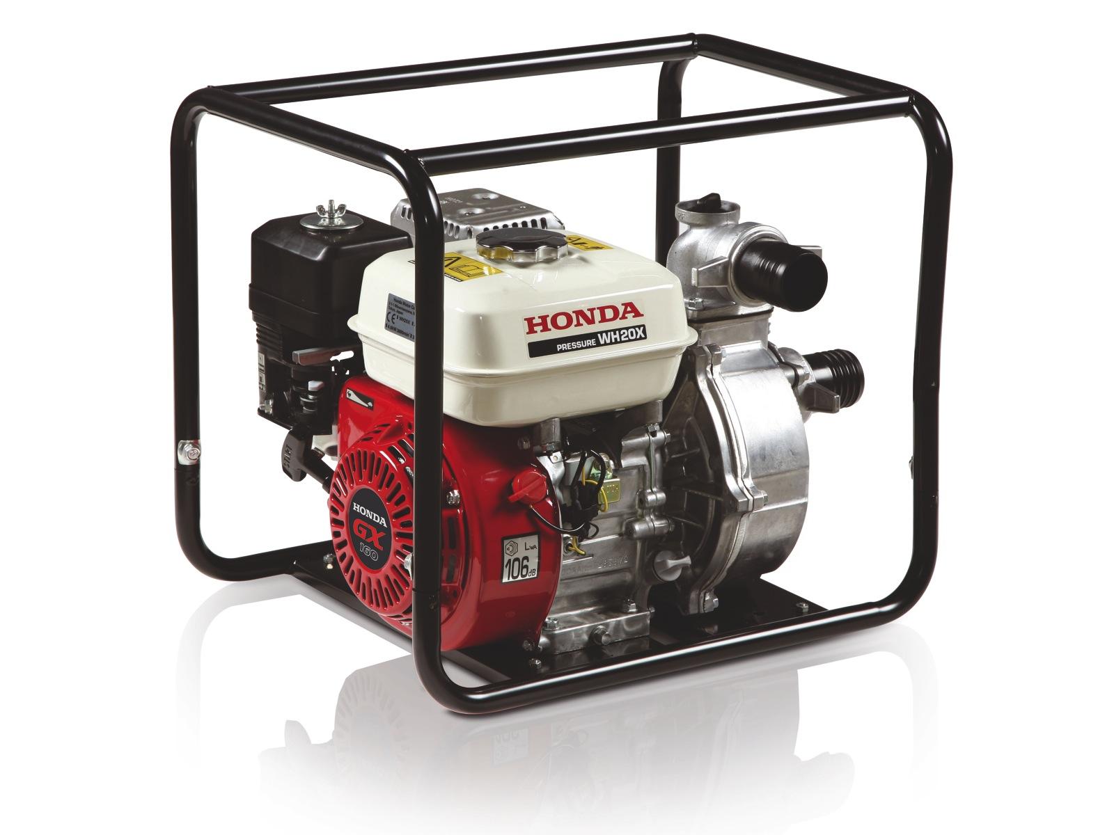 Honda WH20 Polttomoottoripumpu