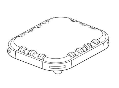 Infia kansi K29C H5  770 kpl/laatikko
