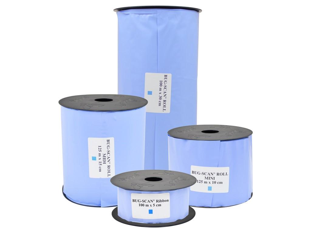 Liima-ansa sininen, rulla 15cm x 100 m