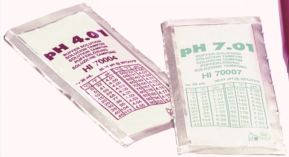 Kalibrointineste pH 7,0 20 ml