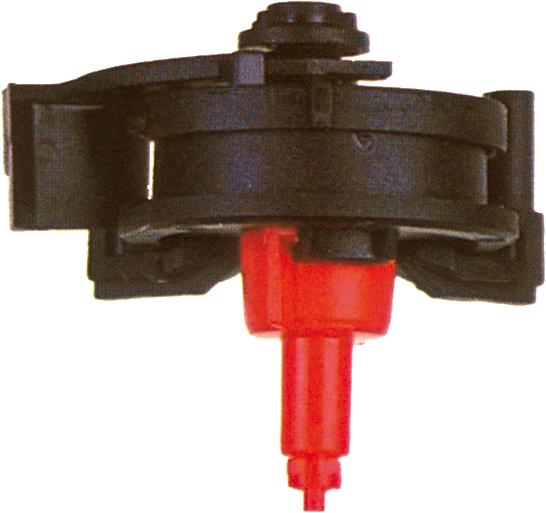 Minisektorsadetin 961P 1,5mm ø12m 120l/h