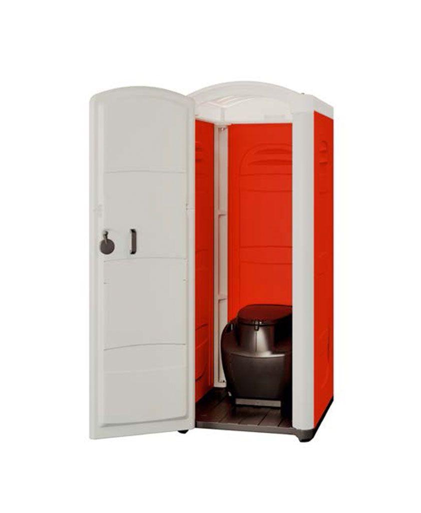 Armal Handy WC irtosäiliöllä ja pyörillä, osissa