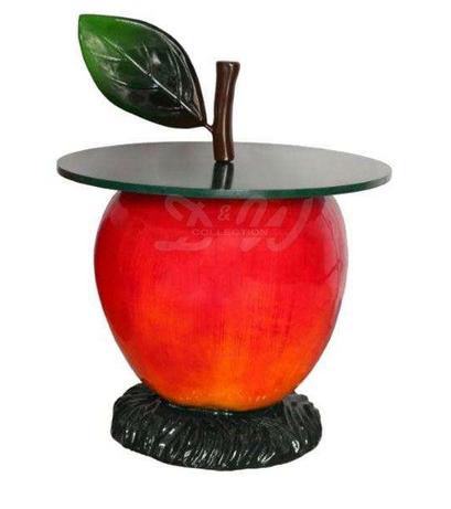 Pöytä 85 x 112 cm, omena