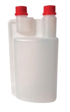 Annostelupullo saniteettinesteelle 1L, pelkkä pullo