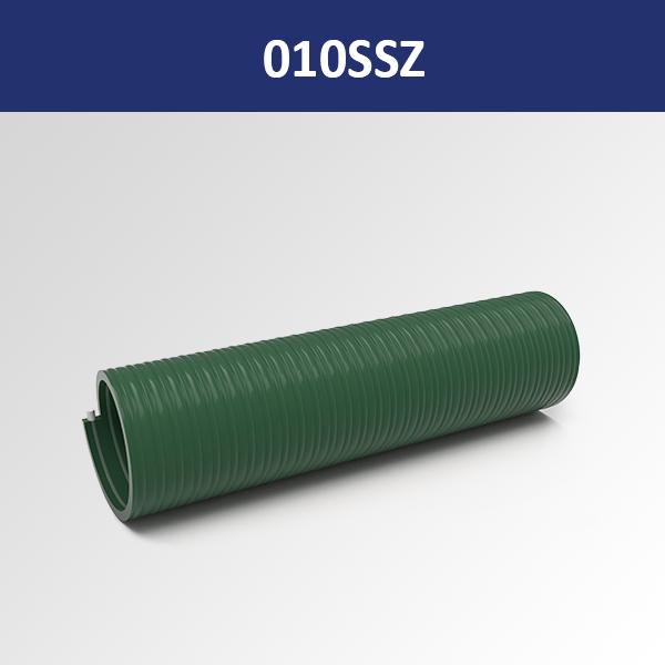 Imuletku vahvistettu PN -0,8/2,5bar 1m 102mm
