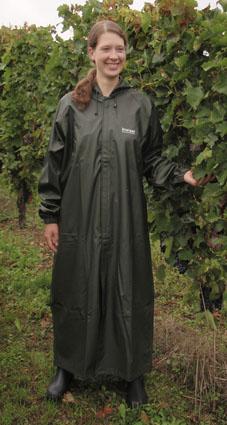 Sadetakki PITKÄ, vihreä