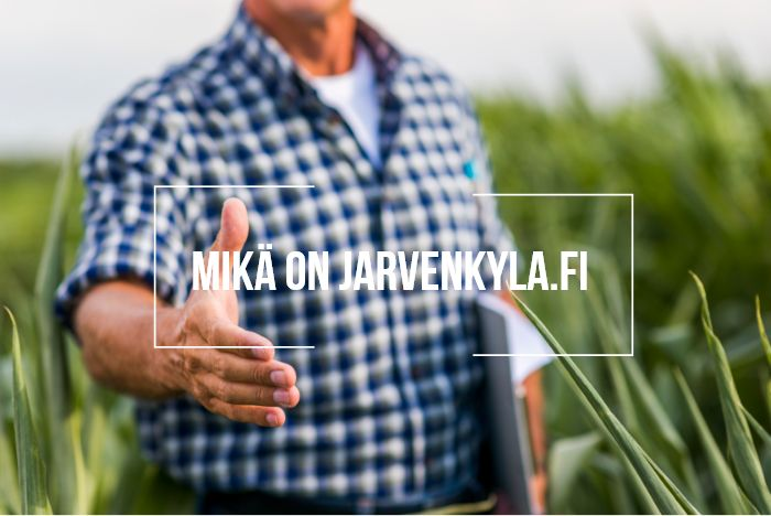 Mikä on jarvenkyla.fi