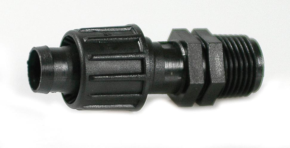 """Lähtöliitin P1 16mm 3/4""""UK"""