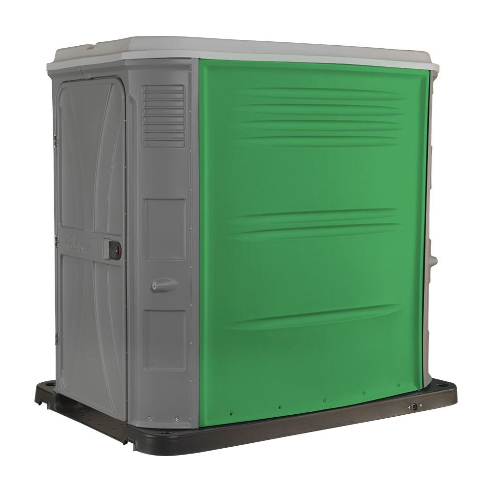 Armal Inva WC vihreä (vakioväri), osissa