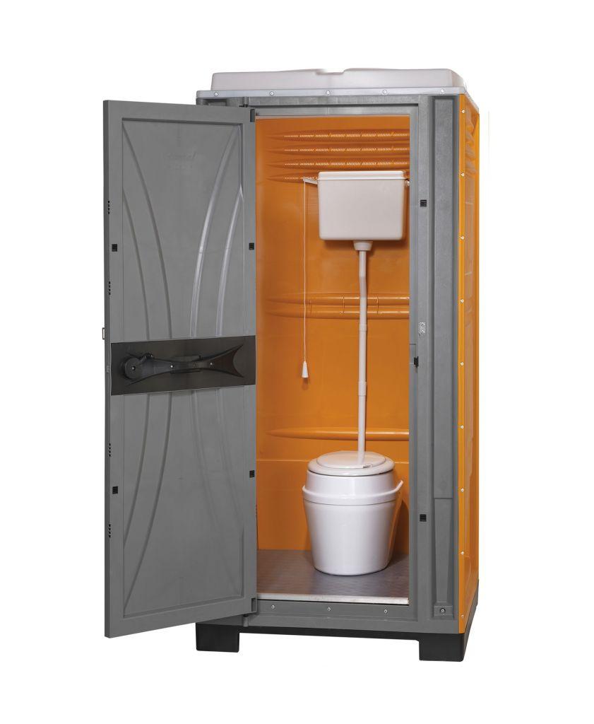 Armal vesi-WC vihreä (vakioväri), osissa