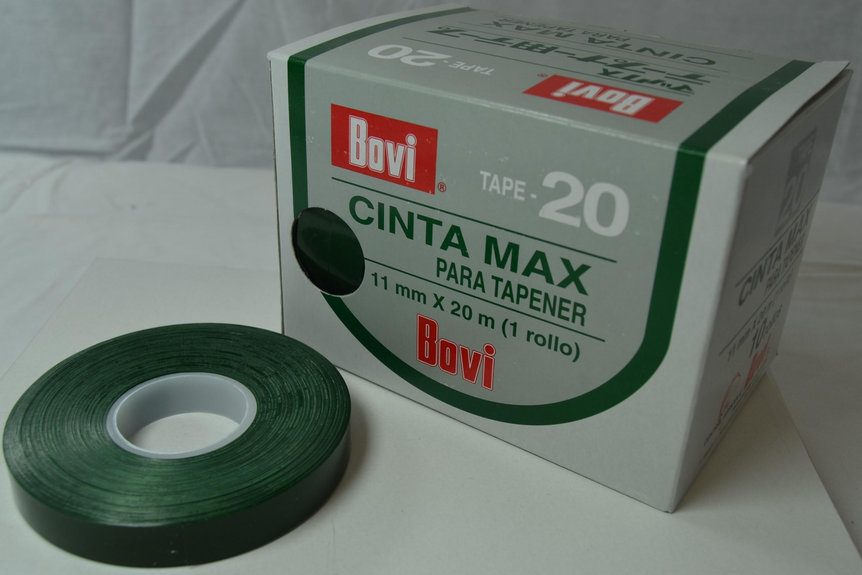 Sidontanauha, 20 m/rll, vihreä, 10 rll/pak